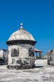 Fuerte de San Fernando de Bocachica Foto de archivo