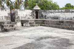 Fuerte de San Fernando de Bocachica Fotografía de archivo