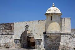 Fuerte de San Sebastian del Pastelillo Fotografía de archivo libre de regalías