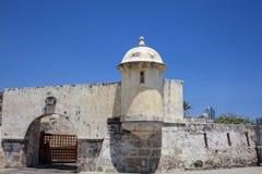 Fuerte de San Sebastian del Pastelillo Imagen de archivo