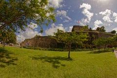 Fuerte del Fort de France - Martinica fotografía de archivo libre de regalías