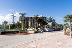 Fuerte del sur Pierce Florida del parque de la playa imagen de archivo libre de regalías