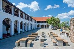 Fuerte holandés de Galle, Sri Lanka Imagen de archivo
