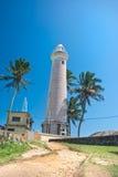 Fuerte holandés de Galle, Sri Lanka Imagen de archivo libre de regalías
