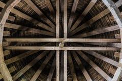 Fuerte medieval en Soroca Fotos de archivo