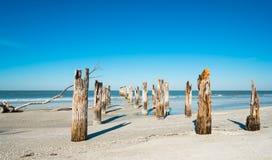Fuerte Myers Beach imagenes de archivo