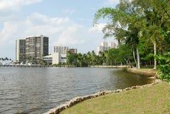 Fuerte Myers, la Florida Imágenes de archivo libres de regalías
