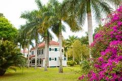 FUERTE MYERS, LA FLORIDA 15 DE ABRIL DE 2016: Fuerte Myers Florida, Thomas Edison Fotografía de archivo libre de regalías