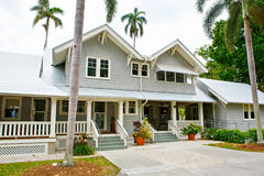 FUERTE MYERS, LA FLORIDA 15 DE ABRIL DE 2016: Fuerte Myers Florida, Thomas Edison Fotografía de archivo