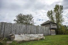 Fuerte Randolph, Virginia, los E.E.U.U. imagen de archivo