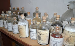 Fuerte Richardson Military Hospital Fotos de archivo libres de regalías