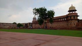 Fuerte rojo Agra foto de archivo libre de regalías