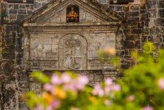 Fuerte San Pedro en Cebú, Filipinas Fotos de archivo