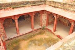 Fuerte y complejo masivos Uttar Pradesh la India de Fatehpur Sikri Imágenes de archivo libres de regalías