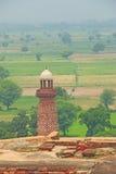 Fuerte y complejo masivos Uttar Pradesh la India de Fatehpur Sikri Fotos de archivo libres de regalías