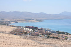 fuerteventura Ισπανία πλευρών calma Στοκ φωτογραφίες με δικαίωμα ελεύθερης χρήσης
