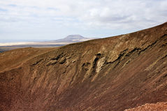 fuerteventura северный Стоковое Фото