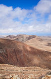 fuerteventura северный Стоковые Изображения RF