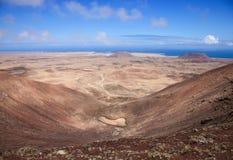 fuerteventura северный Стоковое фото RF