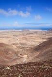 fuerteventura северный Стоковая Фотография