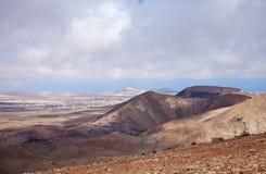 fuerteventura северный Стоковое Изображение RF