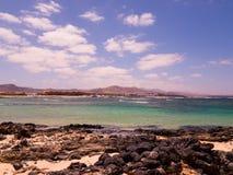Fuerteventura Arkivfoto