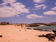 Fuerteventura imagens de stock
