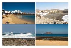 Fuerteventura Fotografie Stock Libere da Diritti