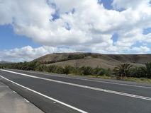 Fuerteventura Lizenzfreies Stockfoto