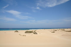 Fuerteventura Beach, Spain Royalty Free Stock Images