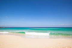 Fuerteventura beach Stock Images