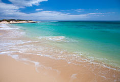 Fuerteventura, Burro Beach Stock Image