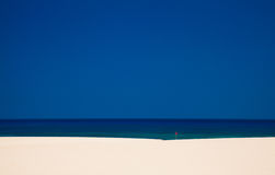Fuerteventura, Burro Beach Royalty Free Stock Images