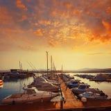 Fuerteventura Caleta del Fuste Canary Islands Royalty Free Stock Image