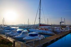 Fuerteventura Caleta del Fuste Canary Islands Stock Image
