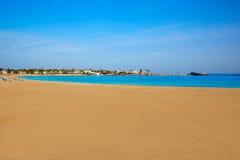 Fuerteventura Caleta del Fuste Canary Islands Royalty Free Stock Photos