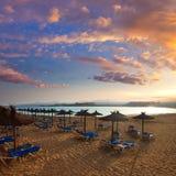 Fuerteventura Caleta del Fuste Canary Islands Stock Images