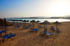 Fuerteventura Caleta del Fuste Canary Islands Royalty Free Stock Images
