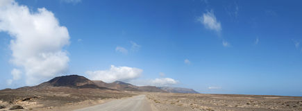 fuerteventura, Canarische Eilanden, Spanje Stock Afbeelding