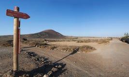 fuerteventura, Canarische Eilanden, Spanje Stock Afbeeldingen