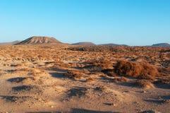 fuerteventura, Canarische Eilanden, Spanje Royalty-vrije Stock Foto