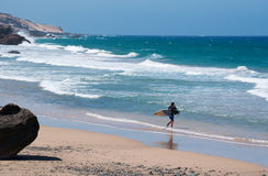 Free Fuerteventura, Canary Islands, Spain Royalty Free Stock Images - 79200389