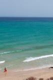 Fuerteventura, Canary Islands, Spain Royalty Free Stock Photo
