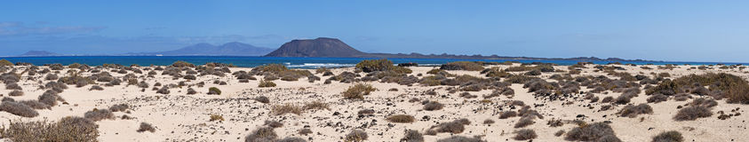 Fuerteventura, Canary islands, Spain Royalty Free Stock Photography