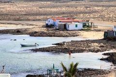 Fuerteventura Canary islands Spain Stock Image