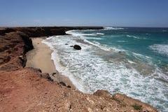 Fuerteventura coast Royalty Free Stock Images