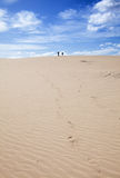 Fuerteventura; Corralejo sand dunes Royalty Free Stock Image