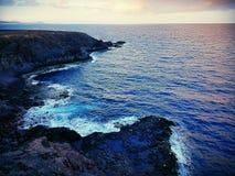 Fuerteventura. Costa de Antigua Stock Image