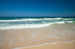 Fuerteventura do norte, playas de Grandes Fotos de Stock Royalty Free