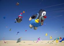Fuerteventura-Drachen-Festival Stockfotos